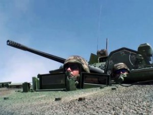 infanterie-vehicule